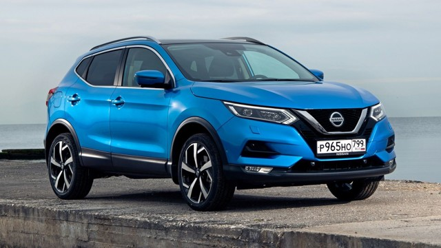 Nissan Qashqai следующего поколения будет авангардным
