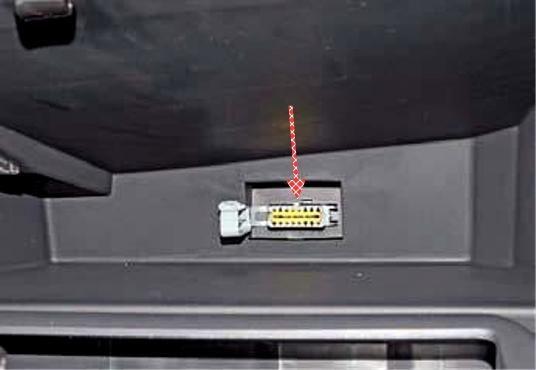 Снятие и установка панели приборов Рено Дастер