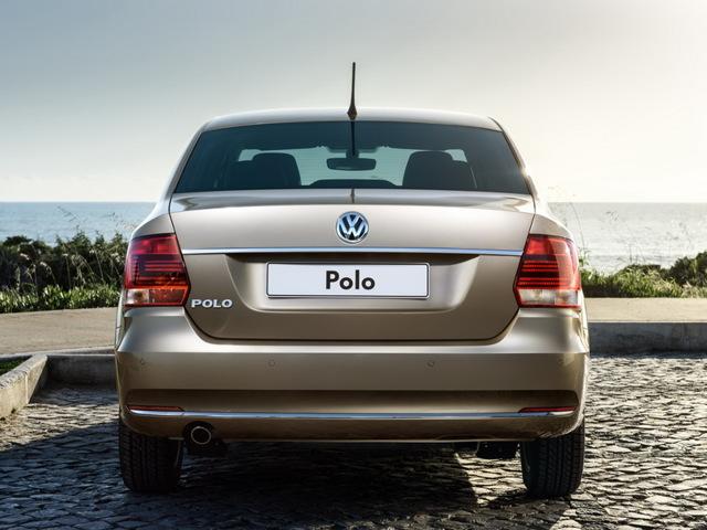 Технические характеристики Фольксваген Поло седан, 2010 - 2015 г.в.