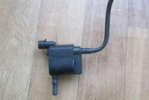 Замена электромагнитного клапана продувки адсорбера Geely МК / МК Cross