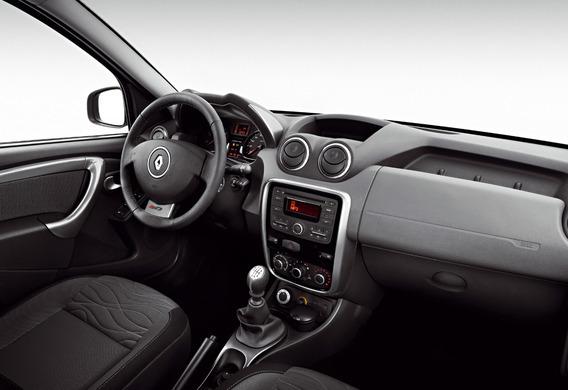 Замена плафона освещения вещевого ящика Renault Duster, 2010 - 2015 г.в.