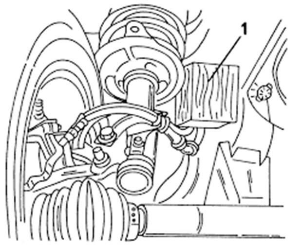 Замена шаровой опоры на Фольксваген Поло седан
