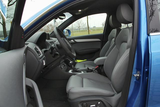 Обзор нового Audi Q3 2015 года