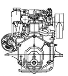 Двигатель Джили МК / МК Кросс