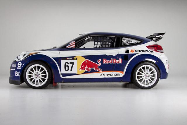 Тюнинг Hyundai Genesis Coupe от Rhys Millen Racing