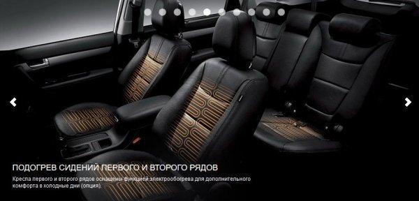 Обзор нового Kia Sorento (Соренто) 2016 года