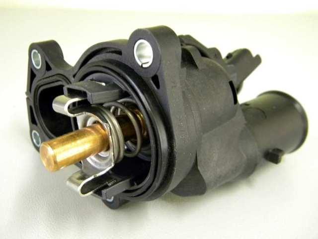 Замена термостата Ford Focus 1