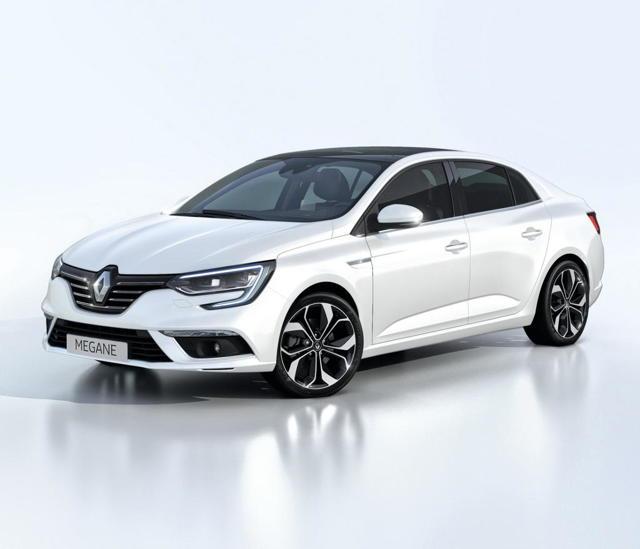 Renault Megane 2017: характеристики