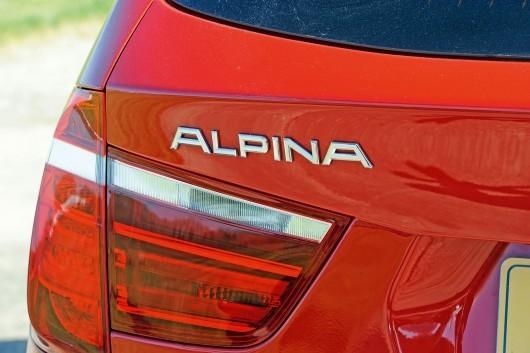 Alpina представила