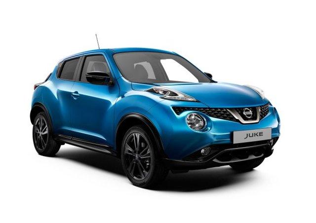 Обновленный Nissan Juke представлен в Женеве