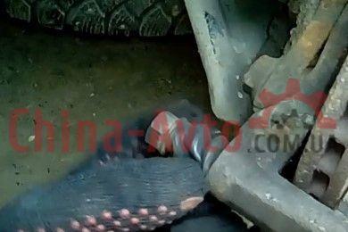 Замена бачка главного тормозного цилиндра Geely МК / МК Cross