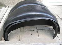 Замена подкрылка колесной арки Geely Emgrand EC7, 2010 - н.в.