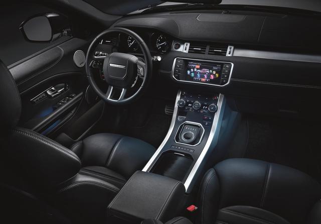 Обзор нового Range Rover Evoque 2016 года