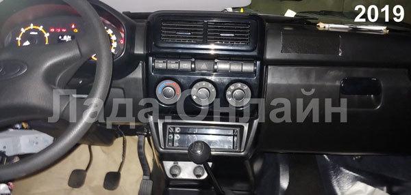 Lada 4x4 2016: характеристики и фото новой «Нивы»
