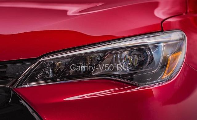 Обзор нового Тойота Камри 2015 года