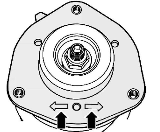 Замена амортизатора задней подвески Фольксваген Пассат Б6