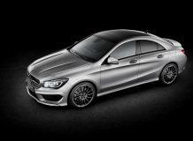 Mercedes-Benz CLA-класс 2014 – новый CLA от Мерседес [фото]