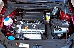 Замена ЭБУ двигателя на Фольксваген Поло 1.6 седан