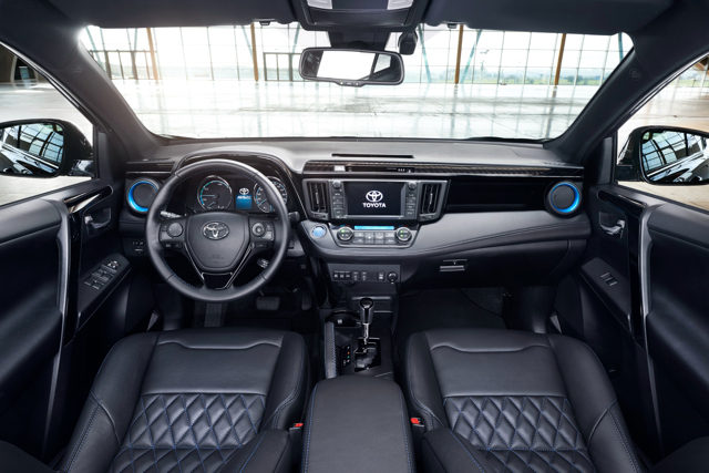 Обзор новой Тойота Рав 4 2016 года