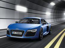 Audi R8 V10 Plus 2014 - обновленная Ауди R8 V10