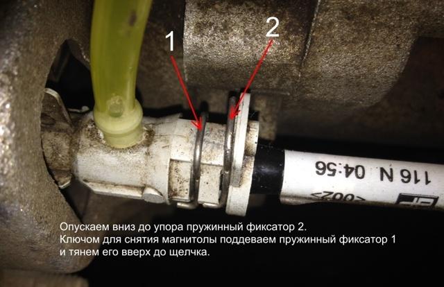 Прокачка гидропривода сцепления Рено Дастер