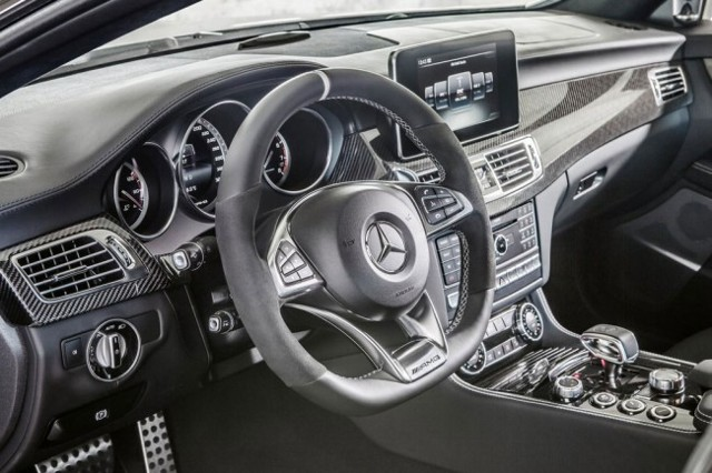 Mercedes-Benz CLS 63 AMG 4MATIC 2014 [фото]
