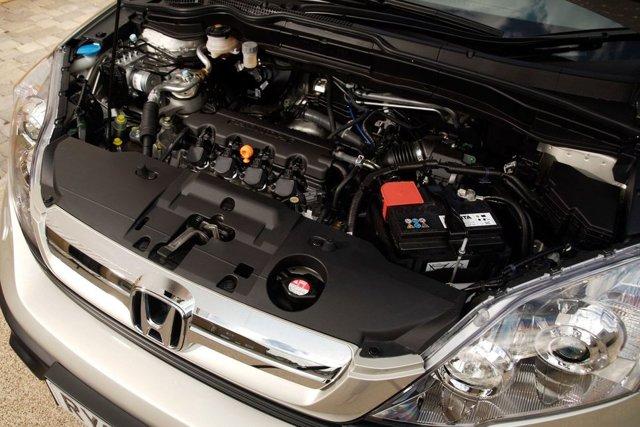 Технические характеристики Хонда ЦРВ 3