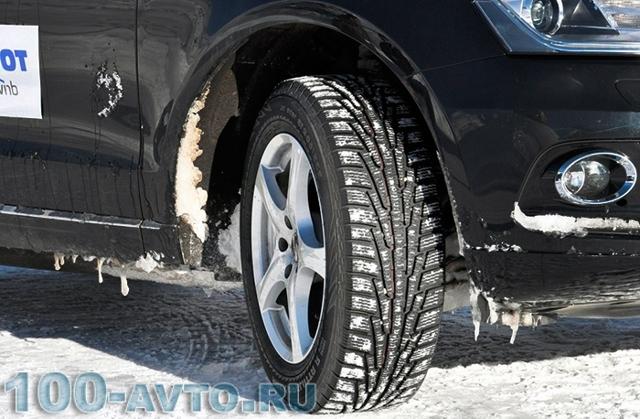 Зачем нужны зимние шины?