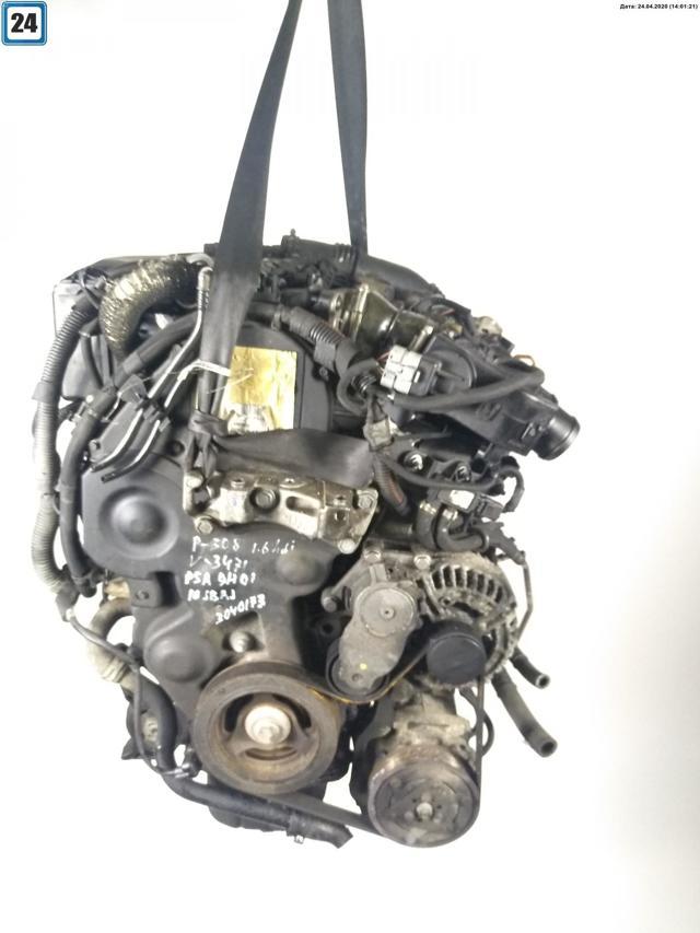 Двигатель Пежо 308 (T7)