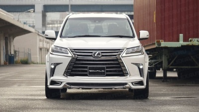 Тюнинг Lexus LX от Wald International