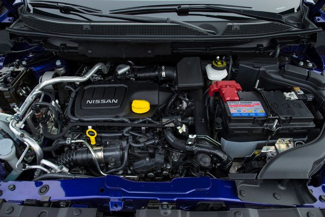 Nissan Qashqai 2014 – новые фото японского кроссовера