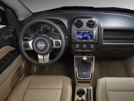 Jeep Compass 2014 - обновленный Джип Компас [фото]