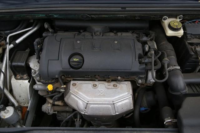 Двигатели Ситроен С4