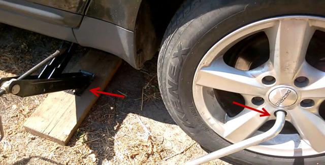 Замена тормозных дисков Ауди А6 С5