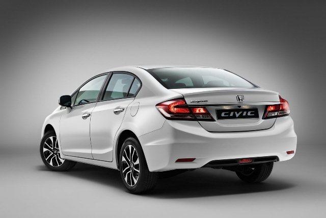 Обзор нового Хонда Цивик седан 2016 года