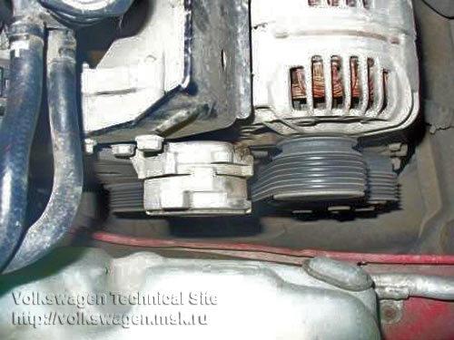 Замена прокладки ГРМ Фольксваген Поло 5 седан 1.6