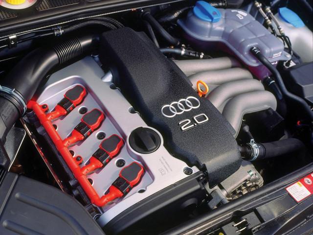 Двигатели Ауди А4 Б6
