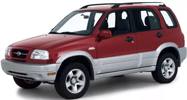 Предохранители Сузуки Гранд Эскудо / Витара XL-7, 2000 - 2006