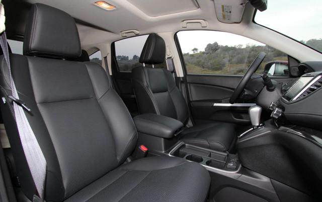 Обзор новой Хонда ЦР-В 2015 года