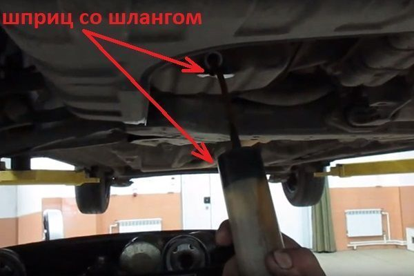 Система смазки двигателя Ауди 80 Б4