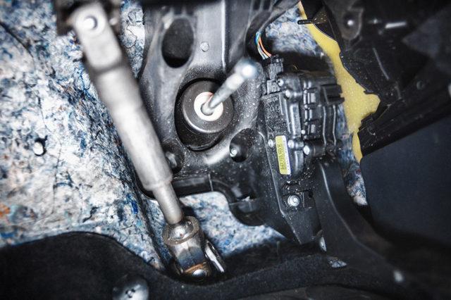 Замена педали тормоза Фольксваген Поло седан