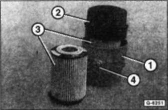 Замена масла и масляного фильтра на Фольксваген Поло V