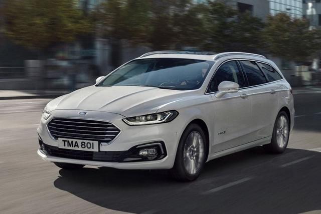 Новый Ford Mondeo ST-Line 2016 - 2017: фото и характеристики