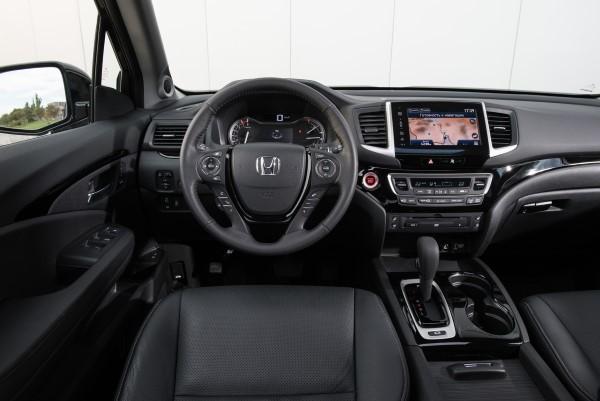 2016 Хонда Пилот: обзор третьего поколения