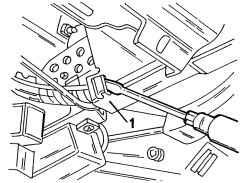 Замена кожуха рулевой колонки Фольксваген Поло седан