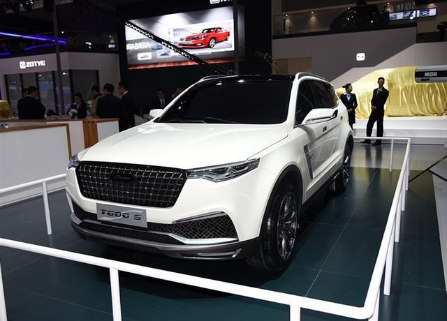 Вызов брошен: на российском рынке появится китайский «паркетник» Zotye T600 2016 года