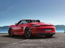 Porsche Boxster GTS 2014 - обновленный Бокстер от Порше