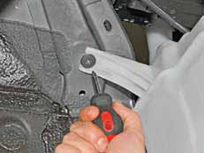 Насос омывателя Киа Рио 3: снятие и замена