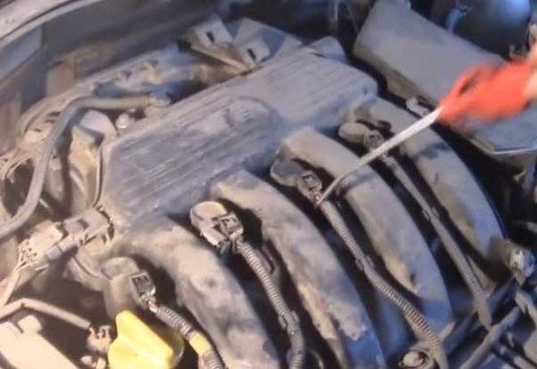 Замена катушек зажигания на Рено Дастер