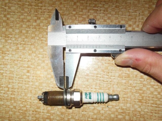 Замена свечей зажигания Фольксваген Поло 1.6 седан